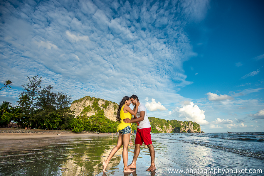 Family Photoshoot Krabi