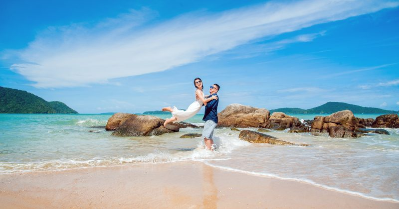 Prewedding beach phuket