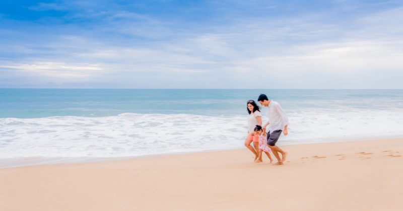Family photography maikhao beach phuket