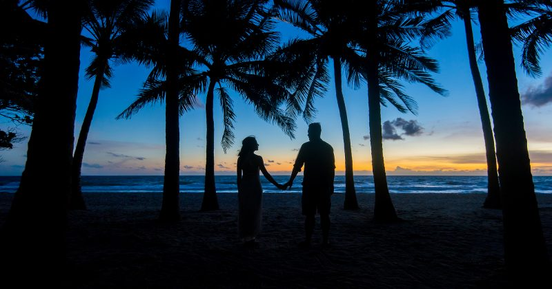 Prewedding Beach Sunset Phuket